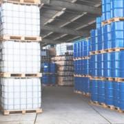 Surowce i półprodukty chemiczne